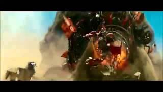 Transformers revenge of the fallen: Devastator VS Mudflap And Skids