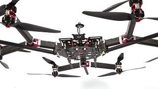 getlinkyoutube.com-Gryphon Dynamics Dodecacopter STEP BY STEP BUILD