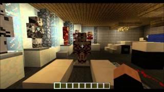 getlinkyoutube.com-MINECRAFT IRONMAN 3 HOUSE AND MOD