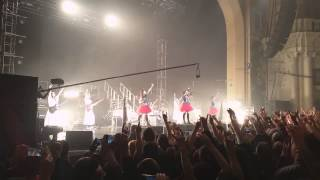 getlinkyoutube.com-Baby Metal Live O2 Academy Brixton London - New Song (The One)