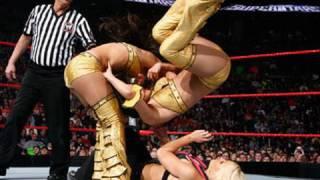 getlinkyoutube.com-WWE Superstars: The Bella Twins vs. Jillian & Katie Lea