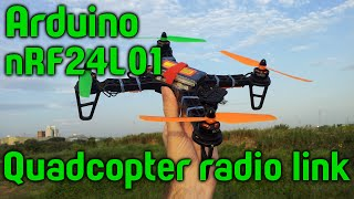 getlinkyoutube.com-Arduino + nRF24L01 + quadcopter