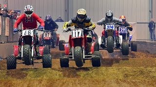2014 January 11 Summit Indoors Main Event Race 3 Wheeler Class OTC Racing