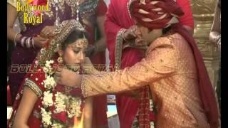 getlinkyoutube.com-On location of TV Serial ''Uttaran'' Marriage ceremony of Mithi & Vishnu Part 2