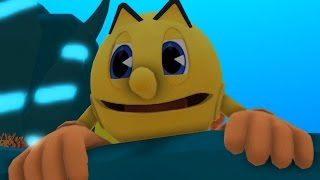 Pacman and the Ghostly Adventures 2 - All Bosses + Final Boss & Ending
