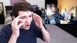 getlinkyoutube.com-Dan Reacts to His Old Videos