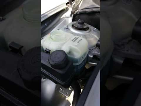 Volvo xc90 бурлит антифриз