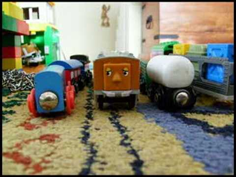 Videos Related To 'thomas Y Sus Amigos: Los Trenes De Rodrig