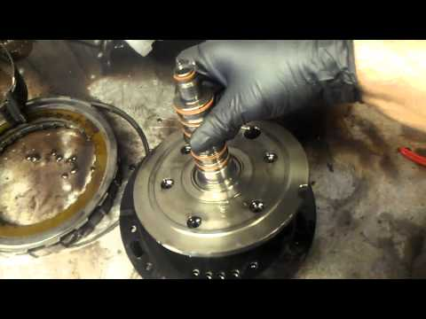 CD4E Transmission, pump alignment without special - Transmission Repair