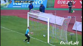 getlinkyoutube.com-MC Alger 3-1 JS Kabylie (25 ème journée de L1 2012/2013)