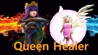 getlinkyoutube.com-[비엠coc/문제분석] 퀸힐라벌(Queen Healer LaLo) -Clash of Clan
