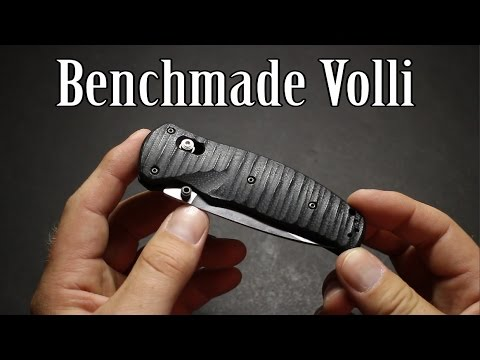 Benchmade Volli Knife Review