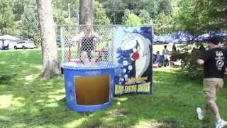 getlinkyoutube.com-Marching Chiefs Dunk Tank 2015