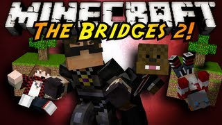 getlinkyoutube.com-Minecraft Mini-Game : THE BRIDGES 2!