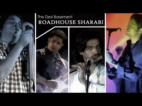 'ROADHOUSE SHARABI' fusion cover by The Desi Basement - RunwayJAM