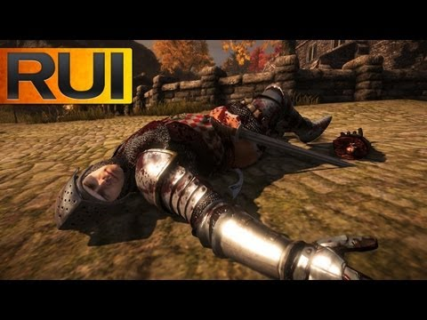 Chivalry - Dismemberment is Fun
