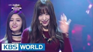 getlinkyoutube.com-EXID - Up&Down (위아래) [Music Bank K-Chart #1 / 2015.01.02]