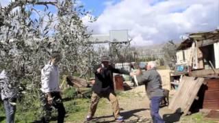 getlinkyoutube.com-tradizione Manfredoniana di coltello scherma