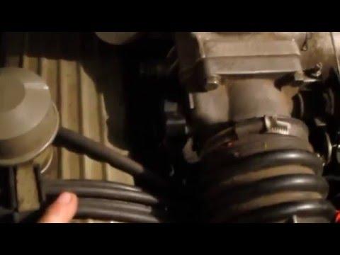 Настройка качества смеси Ч.1 Форд Сиерра Скорпио Ford Sierra Scorpio