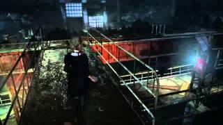 getlinkyoutube.com-Resident Evil Revelations 2 - Episode 4 - Barry medal  3 movements with the crane