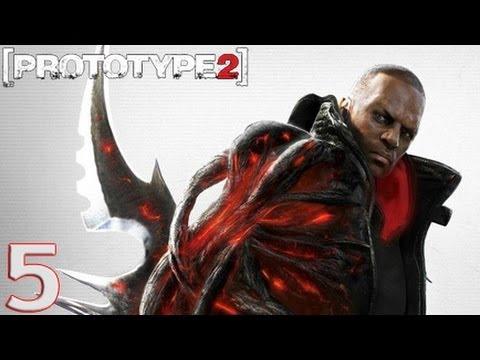Prototype 2 Part 5 [HD] Walkthrough Playthrough Gameplay Xbox360/PS3/PC