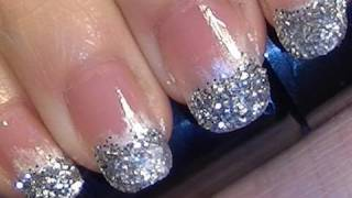 getlinkyoutube.com-Party-Christmas Nails