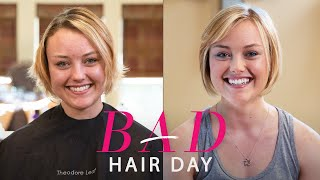 getlinkyoutube.com-Growing out a Pixie Cut? Here's the Perfect Transition Hairstyle—Glamour's Bad Hair Day
