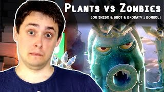 getlinkyoutube.com-Plants vs Zombies Garden Warfare Po Polsku | SOU SHIBO BRODATY i BONKOL!