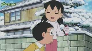 getlinkyoutube.com-Doraemon Nôbita có nhà trên ngọn núi tuyết