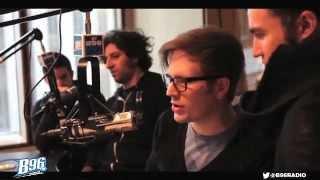 getlinkyoutube.com-Fall Out Boy Interview Chicago B96