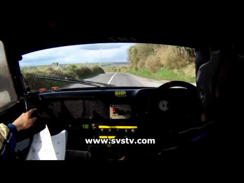 2013 West Cork Rally - Fergus Hurley & Eric Deane - Stage 10