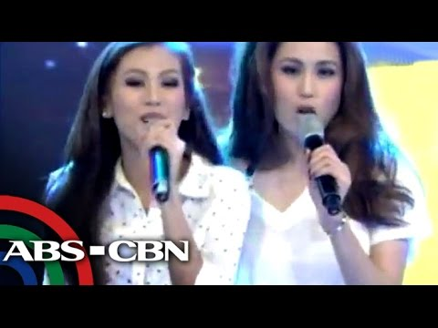 Toni, Alex Gonzaga sing duet on 'GGV'