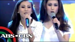 getlinkyoutube.com-Toni, Alex Gonzaga sing duet on 'GGV'