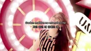 getlinkyoutube.com-Ailee (에일리) - U&I (유앤아이) Karaoke
