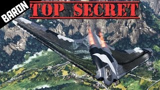getlinkyoutube.com-War Thunder Jets - NAZI STEALTH PLANE (War Thunder Gameplay)