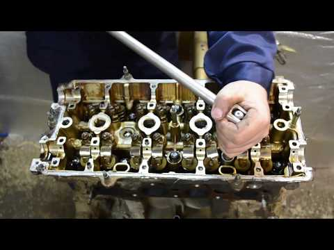 Разбор двигателя B20B хонда