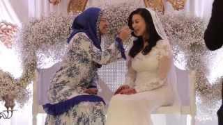 getlinkyoutube.com-Akad Nikah Highlights - Amir and Farah