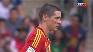getlinkyoutube.com-Fernando Torres vs Tahiti Confederations Cup 2013