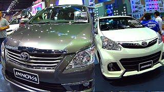 getlinkyoutube.com-2015, 2016 Toyota Avanza VS Toyota Innova Video