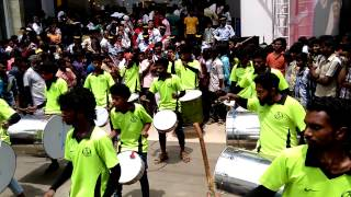getlinkyoutube.com-Nasik dhol by youth goals