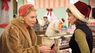 CAROL International Trailer (2015) Cate Blanchett, Rooney Mara