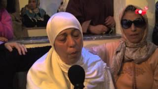 getlinkyoutube.com-مؤثر ..من قلب منزل محمد البسطاوي تحكي زوجته نجاة النجارآخرلحظاتها مع الفقيد