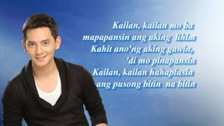 Kailan - Bryan Termulo - Lyrics  [HD]