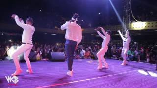 getlinkyoutube.com-Diamond Platnumz - Live Performance at ZIMBABWE PART 1  ( WATORA MALI CONCERT )