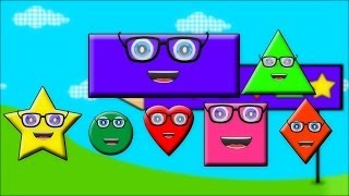 getlinkyoutube.com-Shapes Song And Rhymes For Children