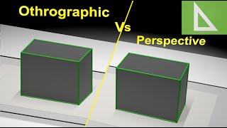 getlinkyoutube.com-Orthographic Projection in Engineering Drawing, Why do we use it?
