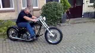 getlinkyoutube.com-Enfield 500 Bullet Chopper
