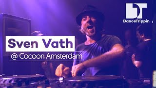 getlinkyoutube.com-Sven Vath | Cocoon Amsterdam | DanceTrippin TV