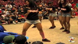 Female Dougie Video! ( Dougie Like Savage )
