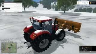 getlinkyoutube.com-Farming Simulator 15 Mod Spotlight :: Snow Removal